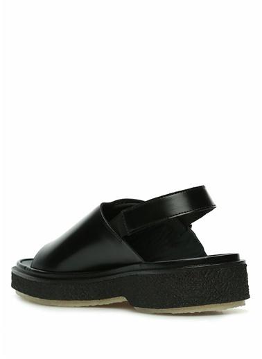 Adieu Sandalet Siyah